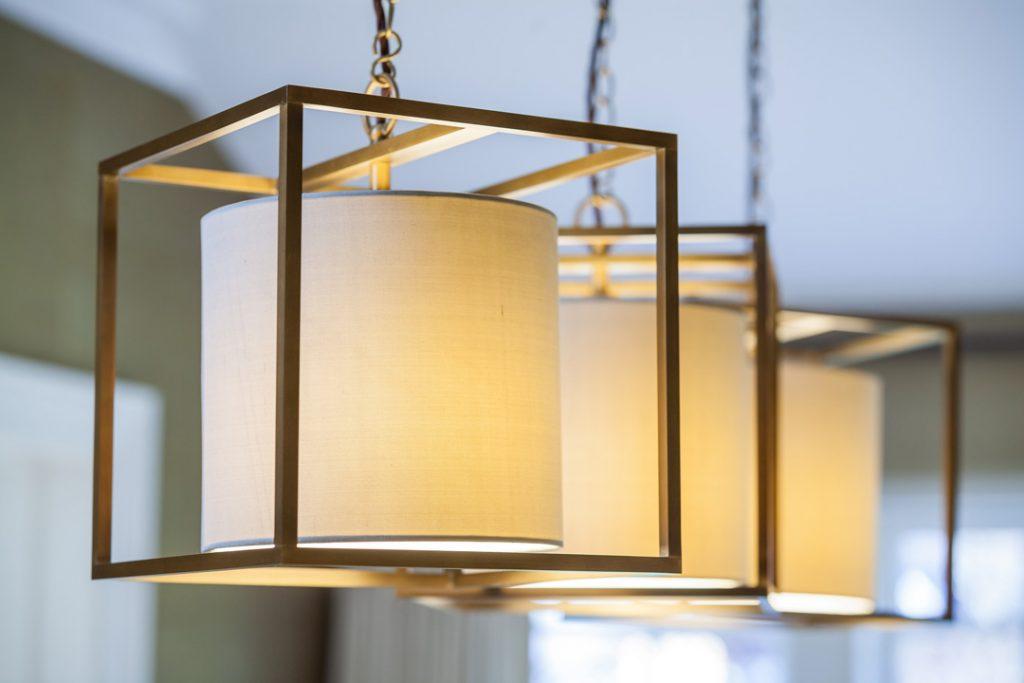 Light fittings by Kettle Design